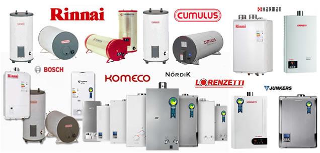 Assistência técnica de aquecedor a gás, elétrico e boiler