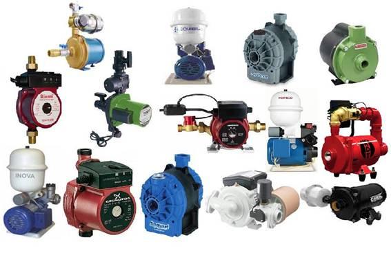 Assistência técnica de bombas de agua e pressurizador